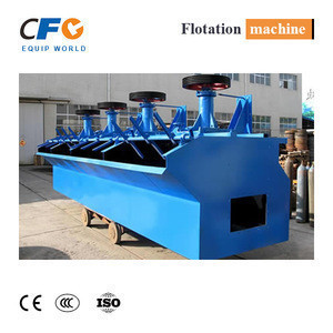 Mineral separator gold mining SF0.7 froth flotation machine with CE certificate