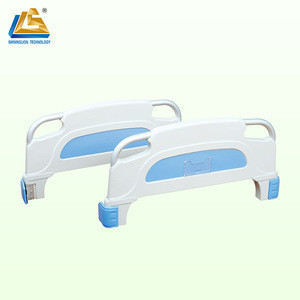 Plastic Head and Foot Board Medical Bed Spare Parts