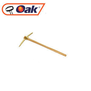 Promotion manufacturer supply ISO9001 high quality Non sparking railway pick made in China