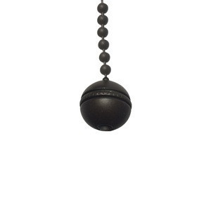 Pull Chain with Oil Rubbed Bronze Ball