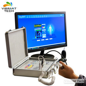 Quantum body analyzer VT-QM7 quantum resonance magnetic with Software free download