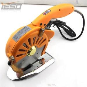 RCS-125 Direct Drive Servo Cutting Machine Round Knife Cutting Machine Cloth Cutting Machine