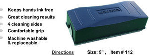 Regular Eraser for Dry-Erase Boards