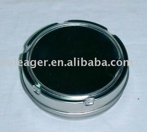 Shoe cream tin box, tin can, Tin Shoe Polish