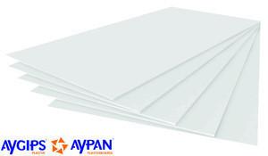 Standard White Plasterboard AYPAN WHITE