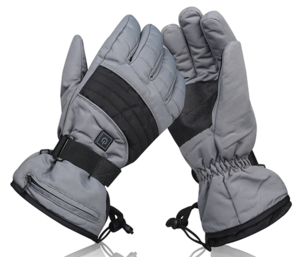 Unisex heated gloves snowmobile for ski