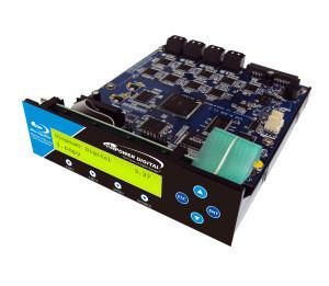 Vinpower SATA BD/DVD/CD Controller