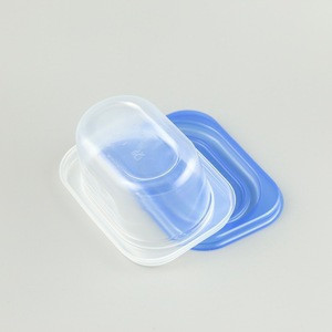 wholesale disposable takeaway fast food packaging plastic food container plastic box with lid