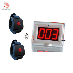 Wrist Bell Doctor Calling System/Nursing Call Button