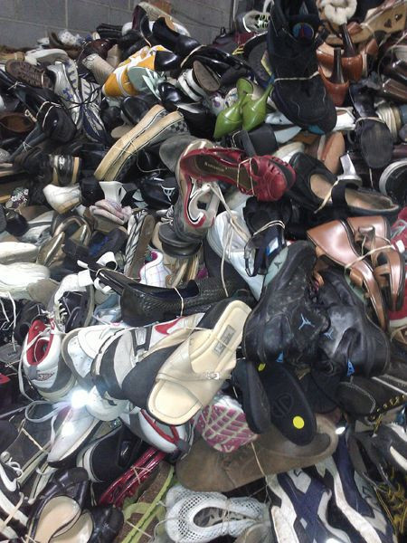 USED SHOES GRADE A