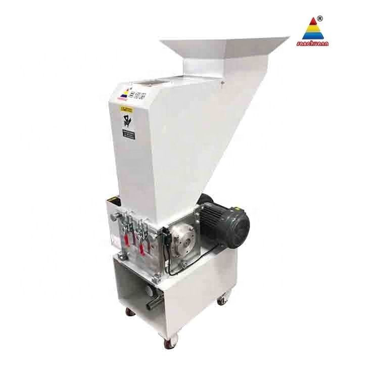 Slow Noiseless Crusher