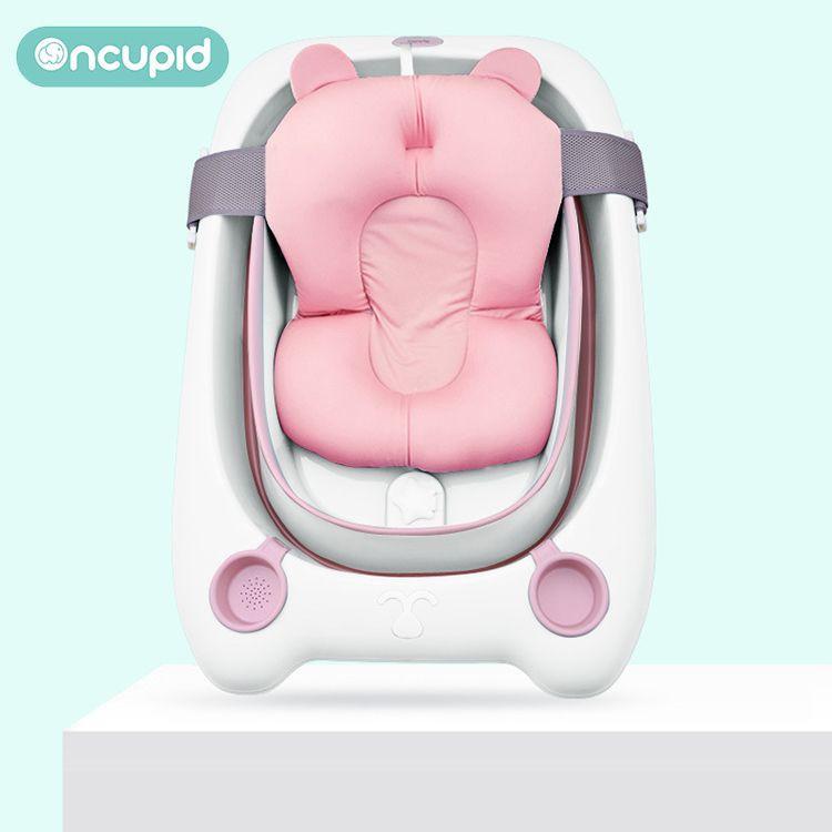 Factory supply newest design folding bathtub foldable baby bath tub