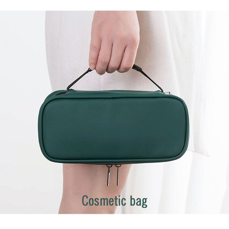 OEM customized logo makeup bag portable makeup case large capacity makeup travel bag