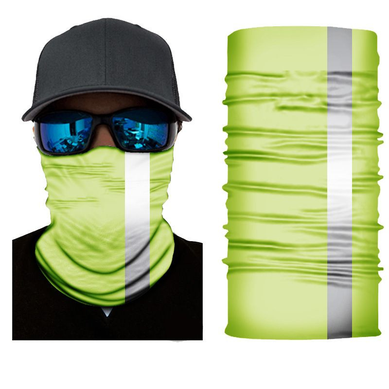 Fshing Wholesale Neck Gaiter Face shield Bandana Outdoor