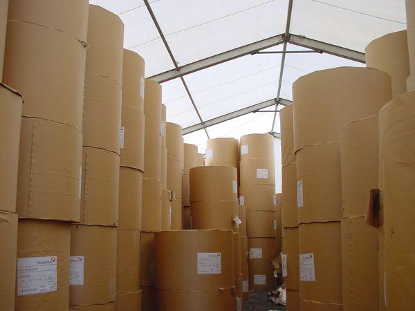 Unbleached Brown Kraft Paper /Bleached Brown Kraft Paper