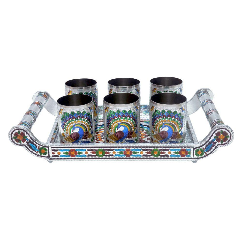 Decorative Oxidize tray