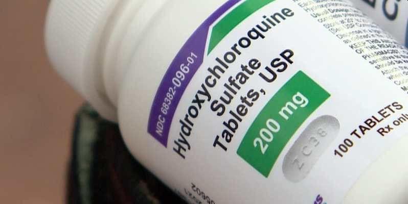 Pure Hydroxychloroquine