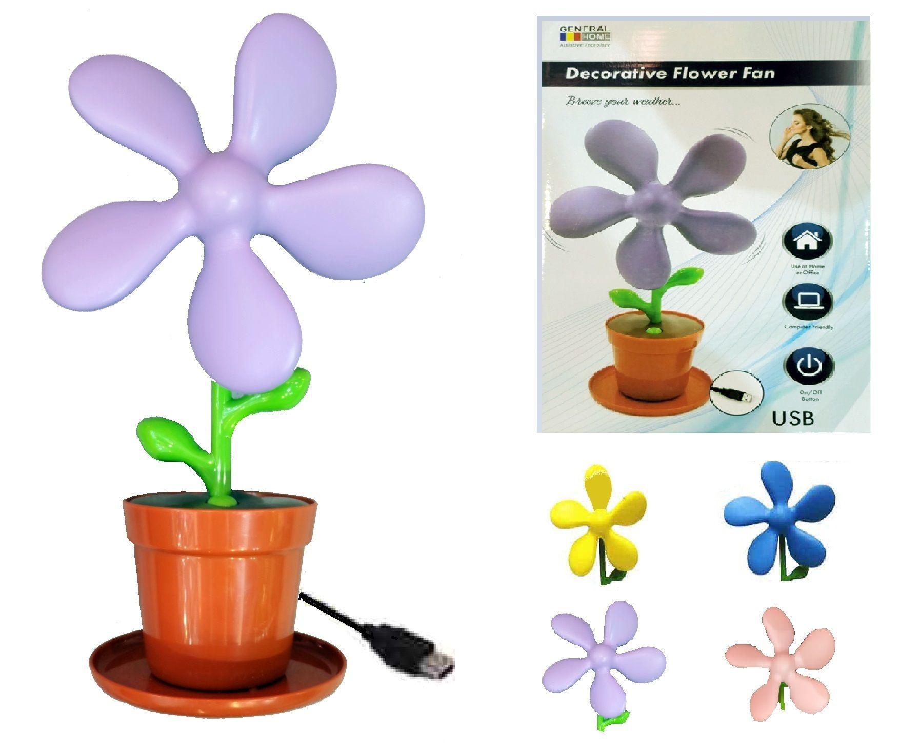Flower Fan