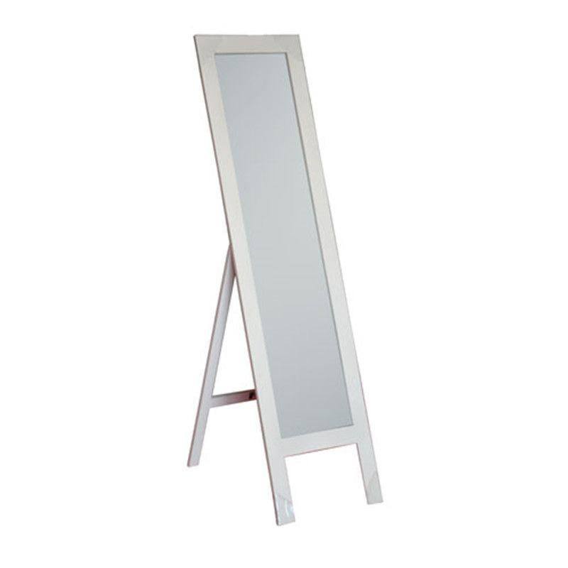 Import Floor Standing Wooden Framed Full Length Mirror from China