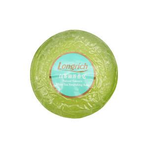 100G White Tea or customized fragrance Transparent Handmade Body Soap
