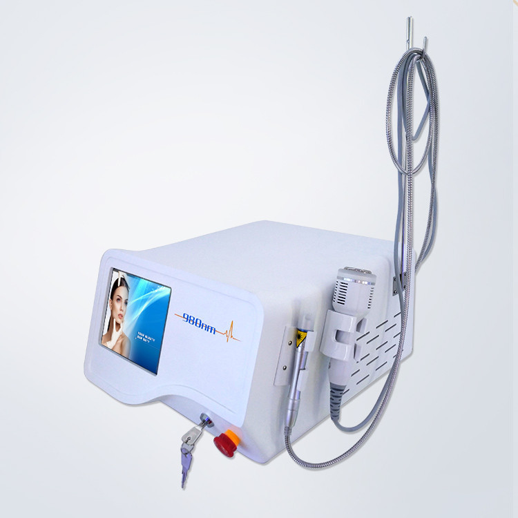 2019 New Beauty Clinic 980nm Diode Laser Spider Vein Removal Machine