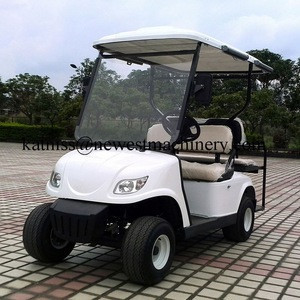 2+2 electric golf cart/4 passengers electric golf cart/2 seater mini golf cart