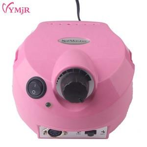 25000rpm rechargeable pink cute portable professional salon DIY nail art nail drill machine