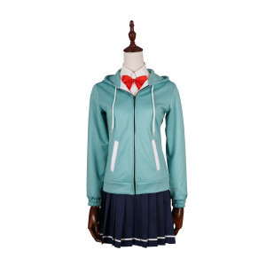 Anime character Momoi Satsuki cosplay costume Halloween costume
