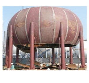 ASME Approved fuel storage tanks LPG storage spherical tank