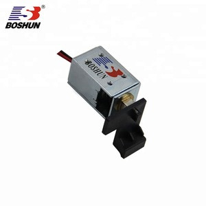 BS-0520L-135 Factory Price DC 12V Micro Solenoid For Electronic Lock Part