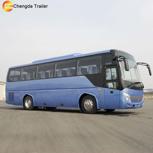 China Popular 30 Seats 60 Seats LHD RHD Long Distance Tourist Coach Luxury Bus