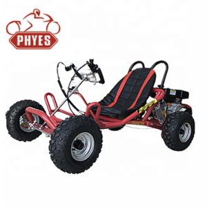 China zhejiang yongkang phyes brand 150cc 196cc/200cc single seat go kart offroad for adults