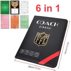 Custom Tactical Board soccer Foldable football Coach Board