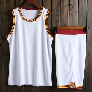 Custom uniform wholesale eyelet mesh 115GSM color combination design basketball jerseys