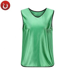 Digital Screen Printing New Style Party Sport Bibs Training Vest Mesh FootBall Training Uniform