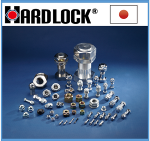 Durable and High precision bolt and Hardlock nut wHigh quality anchor Hardlock nut at reasonable prices maith complete self-lock