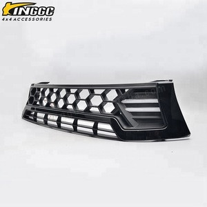 Front Daylight Grille LED Fit For Hilux Revo M70 M80 15 16 17