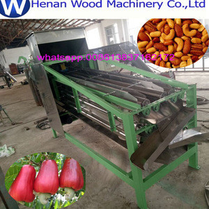 Grading Type Cashew Nut Sorting Machine /cashew nut processing machine008613837162172