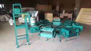 Gypsum powder for chalk making/cost of chalk making machine
