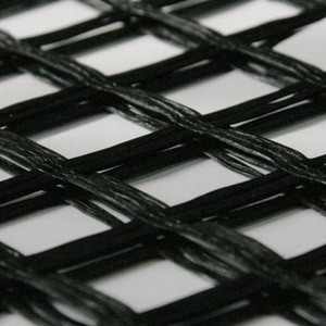 HDPE unidirectioal geogrid plastic geogrid for Soil Reinforcement
