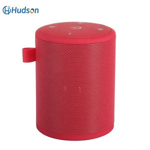 High quality custom 93mm*70mm*70mm bare metal size mini wireless speaker music