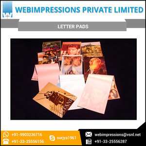 High Quality Letter Pads Available at Wholesale Price
