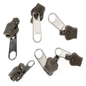 Hot Sale 6pcs/set Zipper Fixer Sliders Reusable Kit Sewing Instant Zip Replacement Zipper Sliders Repair Broken Fixer