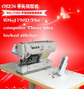 Household buttonholes machine and button hole industrial sewing machine