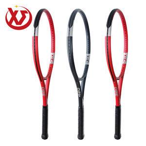 Modern Design Professional Tennis Rackets Carbon Fiber Training Tennis Racket