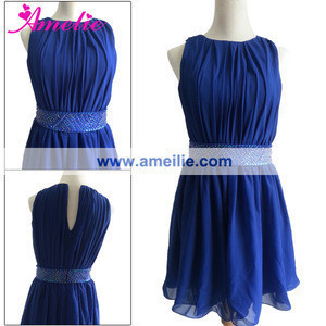 Navy Blue Mother of the Bride Evening Dress online Shopping