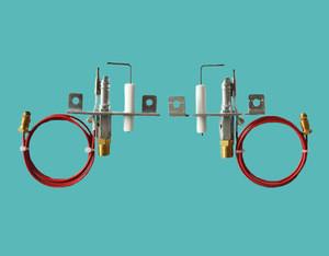 ODS ignition system qualified ods pilot burner for gas heater