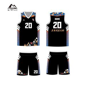 OEM service latest green basketball jersey design