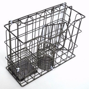 Office desk organizer mesh set