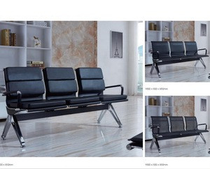 Office furniture  hospital clinic public airport waiting chair